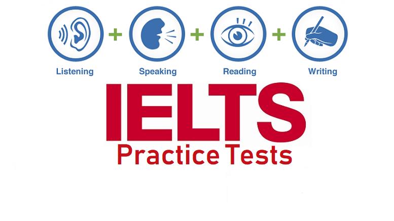Практические тесты IELTS Academic бесплатно!